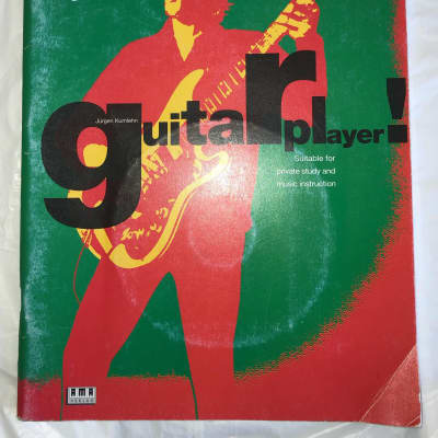 I'm Gonna Be a Guitar Player! Fun-School CD Sheet Music Song Book