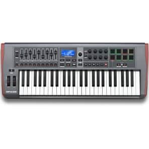 NOVATION Impulse 49 Controller USB-MIDI a 49 tasi con drumpad