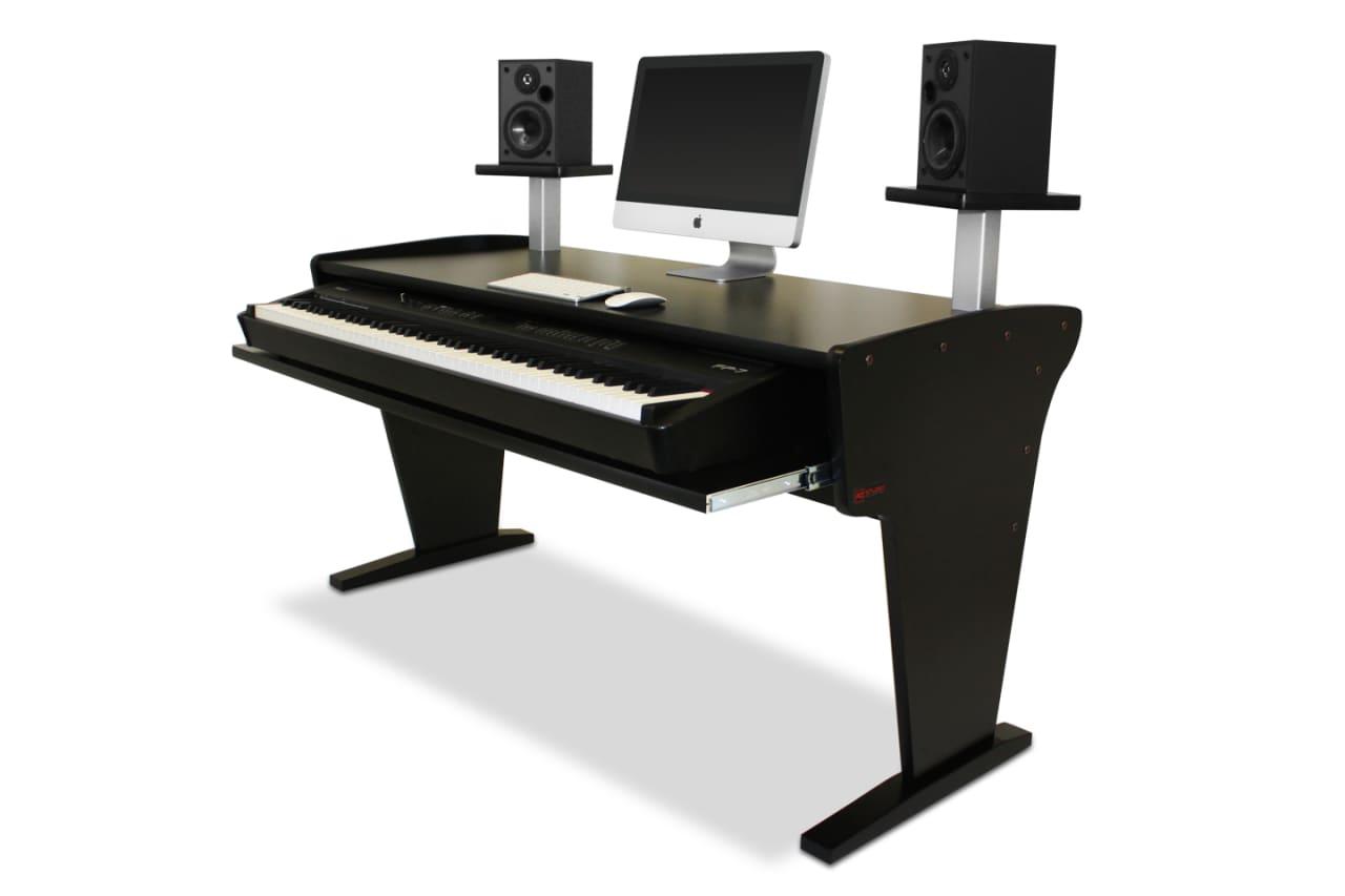 az studio workstations spike 88 keys music studio desk 2017 reverb. Black Bedroom Furniture Sets. Home Design Ideas