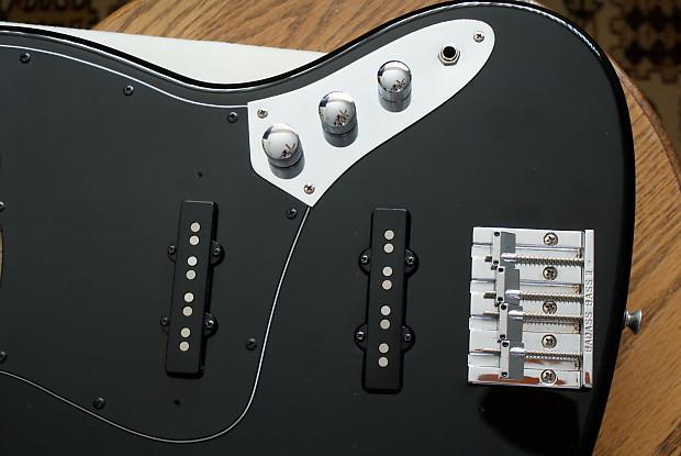 Fender Geddy Lee DiMarzio Ultra Jazz Pups, CTS Pots, | Reverb