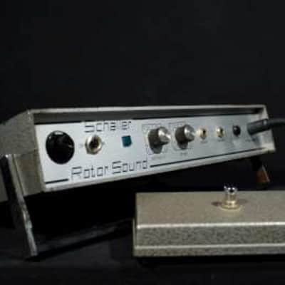 Schaller Rotor Sound made in West Germany with original Footswitch for sale