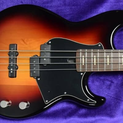Yamaha BBP 34, Vintage Sunburst with Rosewood *Factory Cosmetic Flaws, FULL WARRANTY = Save $!