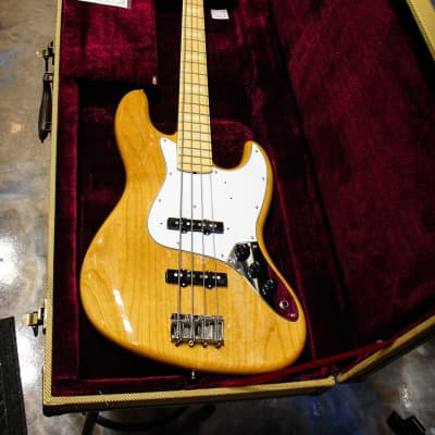 NEW Tokai Custom Shop MIJ 70's Modified Jazz Bass w/ Maple Fretboard, w/ Case for sale
