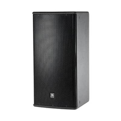 "JBL AM7212/95 2-Way Loudspeaker System with 1 x 12 """" LF Speaker Black"