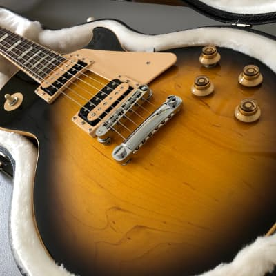 Gibson Les Paul Traditional Pro Exclusive 2009 - 2012 Vintage Sunburst