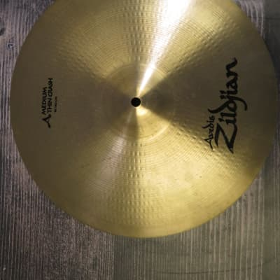 "Zildjian 16"" A Series Thin Crash Cymbal"