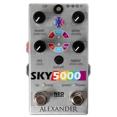 Alexander Pedals Sky 5000 Neo Series Delay 2018