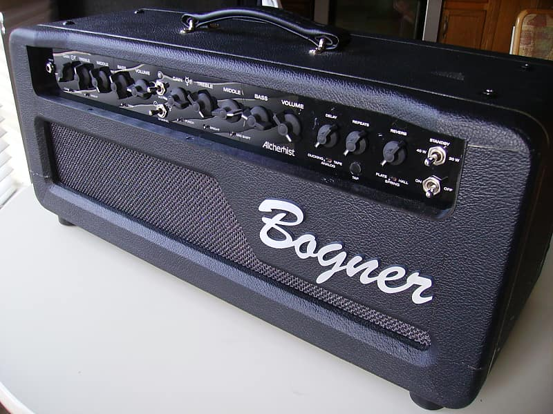 bogner line 6 alchemist head excellent condition reverb. Black Bedroom Furniture Sets. Home Design Ideas