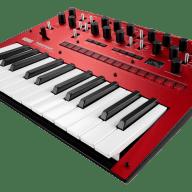 Korg Monologue Monophonic Analogue Synthesizer Red