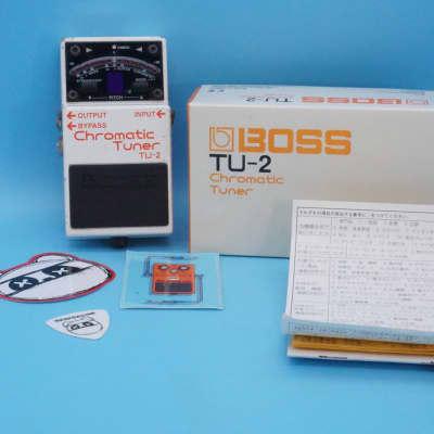 Boss TU-2 Chromatic Tuner w/Original Box | Fast Shipping!