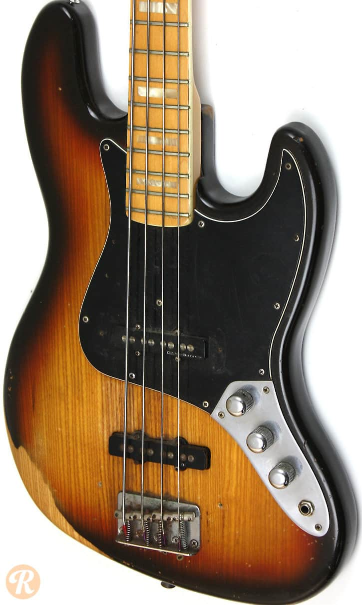 Auto Body Shops >> Fender Jazz Bass 1978 Sunburst Price Guide | Reverb
