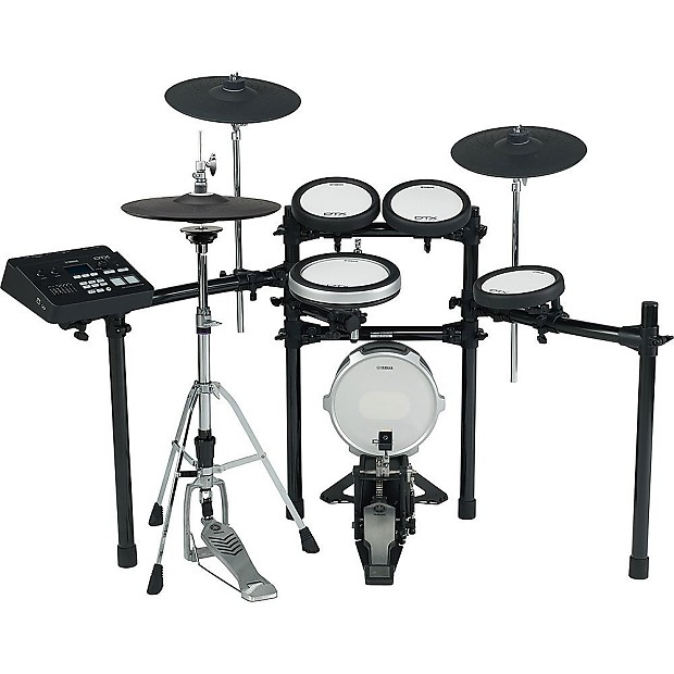Yamaha cymbal and drum pad set for the dtx720k reverb for Yamaha drum pads
