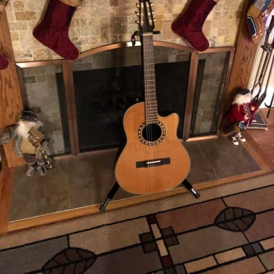 Ovation Classical 1773ax 2013? Natural glossy for sale
