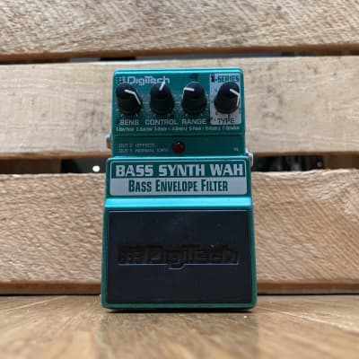 Second Hand Digitech Bass Synth Wah for sale