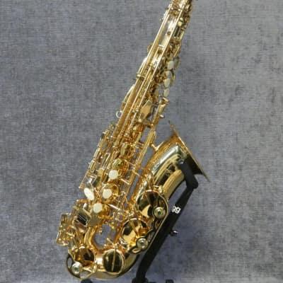 Shrader 352L Alto Sax
