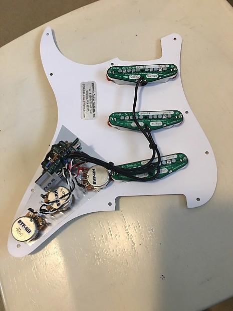 Marvelous Kinman Woodstock Plus Loaded Pickguard Reverb Wiring 101 Tzicihahutechinfo