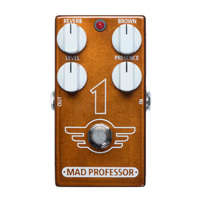 Mad Professor 1-Pedal - Used for sale
