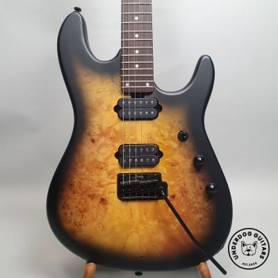 Sterling by Musicman Jason Richardson 6 String Cutlass Electric Guitar with Gig Bag for sale