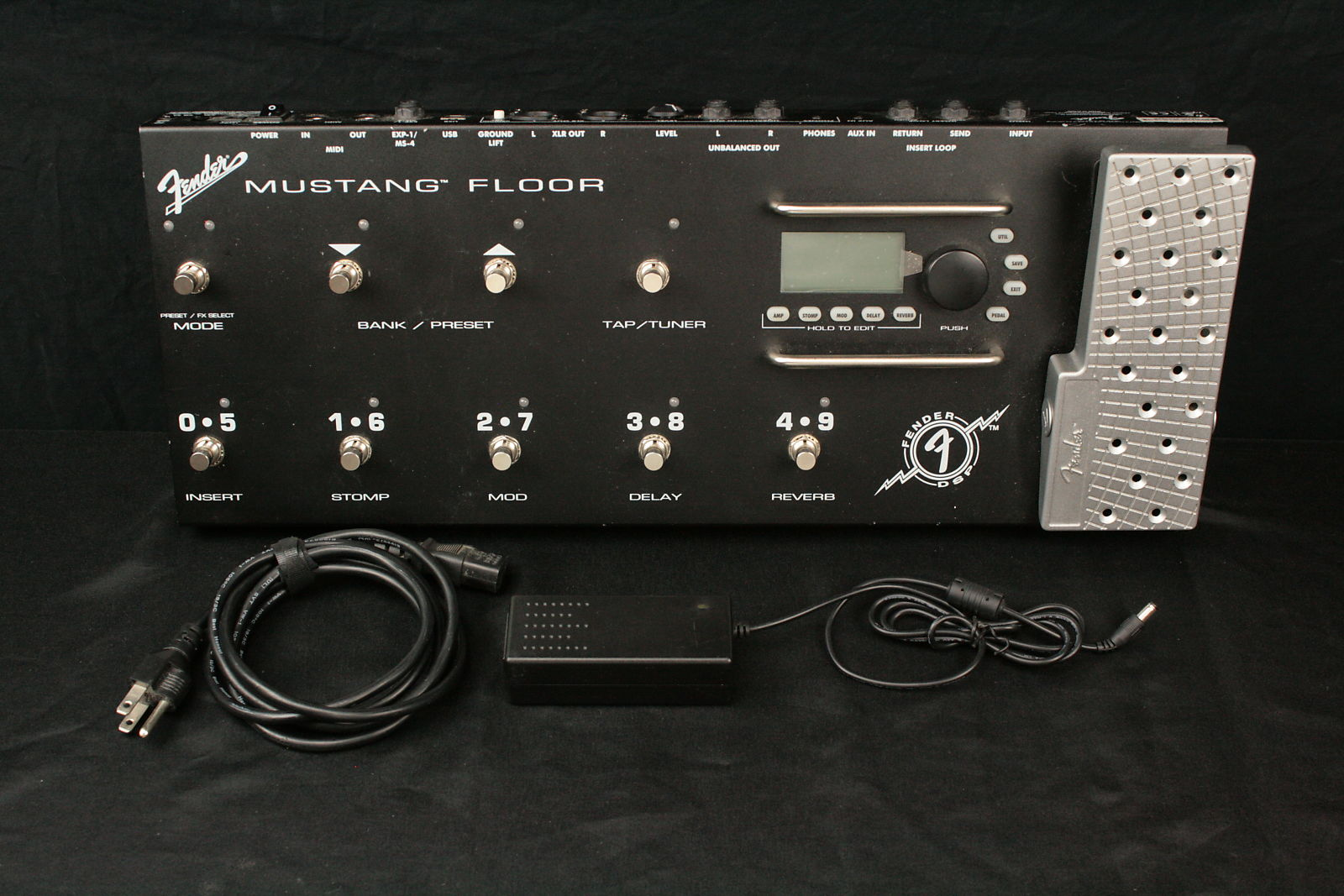 Fender Mustang Floor Multi-effects