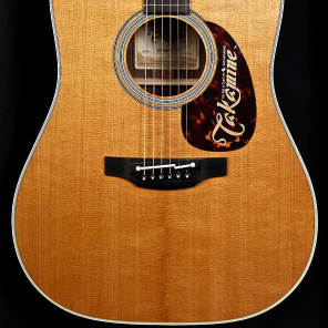 Takamine EF360S-TT Thermal Top Dreadnought Acoustic-Electric Guitar