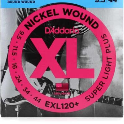 D'Addario EXL120+ Electric Guitar Strings 9.5-44