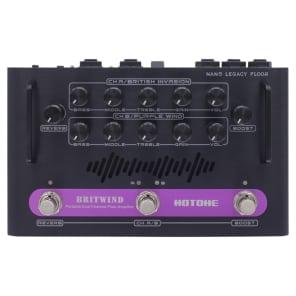 Hotone NLF-1 BritWind Nano Legacy Floor Amplifier