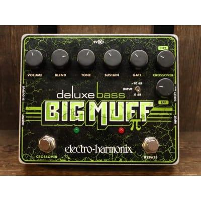 Electro Harmonix EHX Deluxe Bass Big Muff for sale