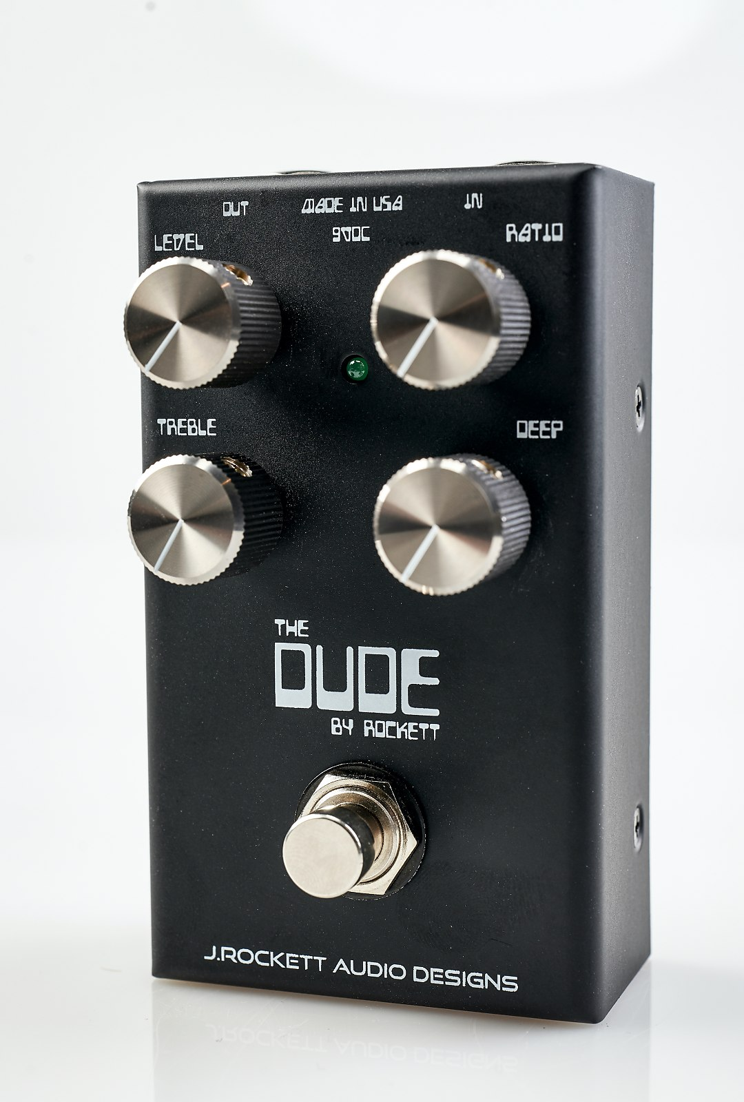 J. Rockett The Dude V2 Overdrive Effects Pedal