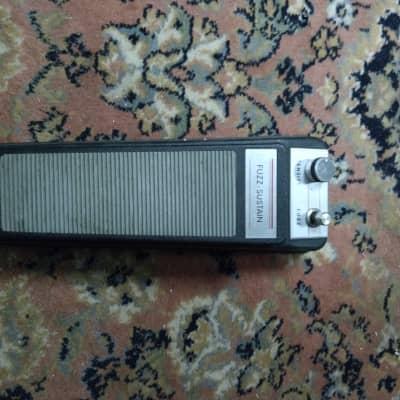 Schaller Fuzz Sustain 1970 grey for sale