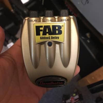 Danelectro Fab Delay for sale