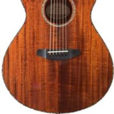 Breedlove Pursuit Exotic Concert CE Acoustic Electric Guitar All Koa
