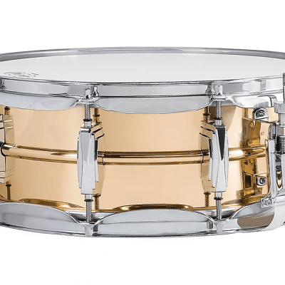 "Ludwig LB550 Bronze 5x14"" Snare Drum"