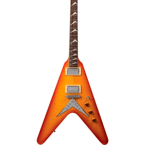 Hamer VECF-HB Vector Electric Guitar Honeyburst Gloss for sale