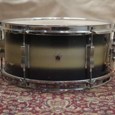 "WFL No. 490 Supreme Concert Model 6.5x14"" 6-Lug Snare Drum 1948 - 1959"