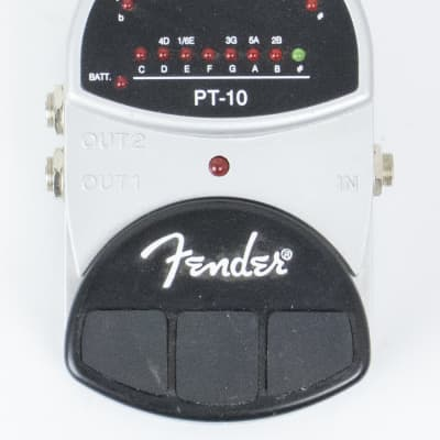 Fender Tuner Pedal for sale