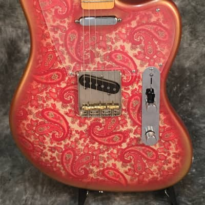 Crook TeleMaster Pink Paisley for sale