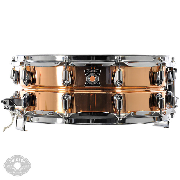 Yamaha Copper Snare Drum For Sale