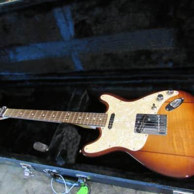 East Virginia Guitar Co. DC-6 2010 Tobacco Burst for sale