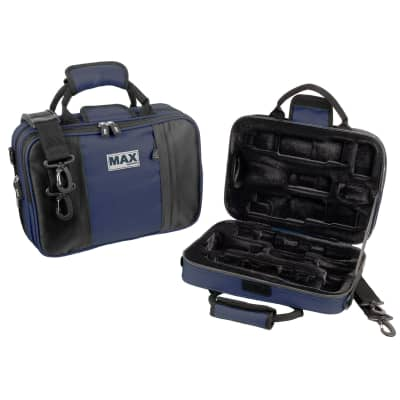 Protec MX307 Clarinet Case Navy Blue
