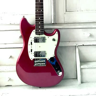 Fender Fender Pawn Shop Mustang Special Candy Apple Red for sale