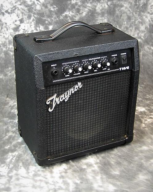vg used traynor t10 g electric guitar amp allen music shop reverb. Black Bedroom Furniture Sets. Home Design Ideas