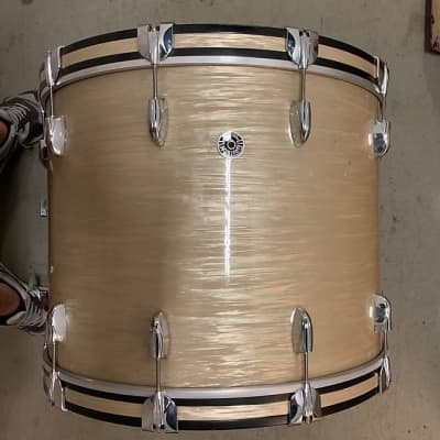 "Gretsch Brooklyn Bass Drum 24"" 💪 Power💥"