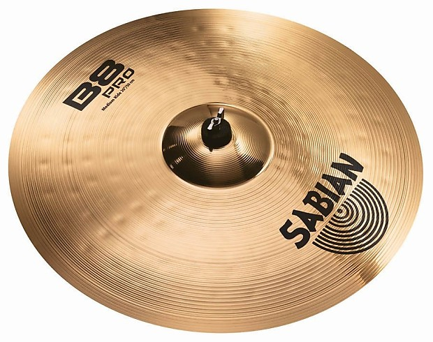 sabian b8 pro medium ride cymbal 20 reverb. Black Bedroom Furniture Sets. Home Design Ideas