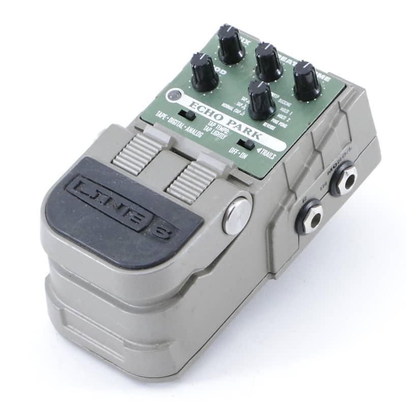 line 6 echo park delay guitar effects pedal p 08936 reverb. Black Bedroom Furniture Sets. Home Design Ideas