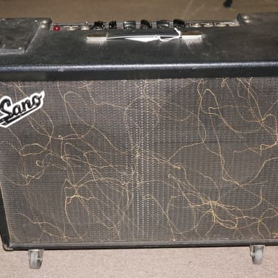 Sano Dual Channel 2x12 Combo Guitar Amplifier - Local Pickup Only for sale
