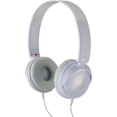 Yamaha HPH-50W Compact Headphones White
