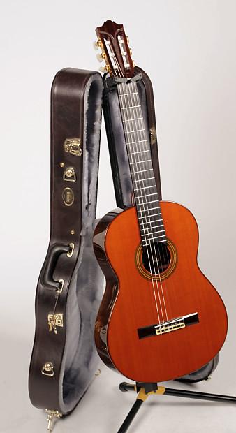 aca39b56d68 Yamaha GC-60C Grand Concert Classical Guitar With Case   Reverb