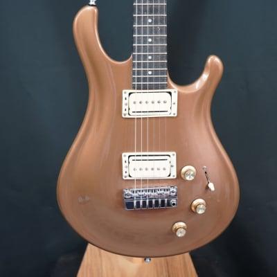 Eklein/Flaxwood Sparkle Brown Double Cut w/Case  (B-Stock) for sale