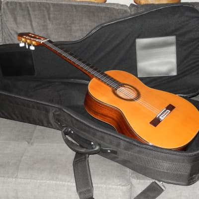 MADE BY RYOJI MATSUOKA - ARANJUEZ 706 - BAEUTIFULLY SOUNDING CLASSICAL GUITAR for sale
