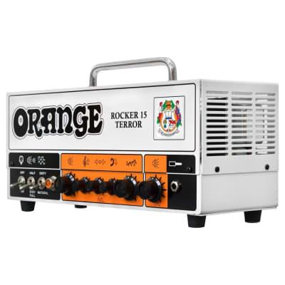 Orange Rocker 15 Terror 15watt Tube Guitar Amplifier Head